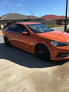 2013 Holden Commodore Sedan Macgregor Belconnen Area Preview