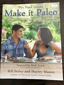Make it Paleo recipe book