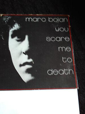 MARC BOLAN T REX  Scare me to Death Lazer Love