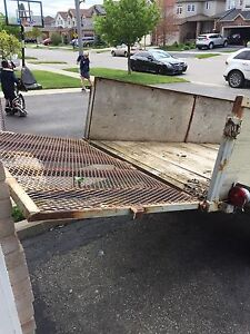 Trailer for sale 5 x 9 box , 2& half inch hitch