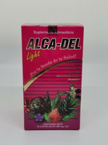 ALCA-DEL LIGHT Capsules Weight Management 60 Caps each-2 PACK