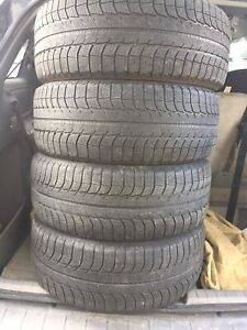 4-235/55R18 X-ICE Michelin