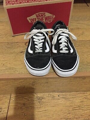 old skool vans size 6