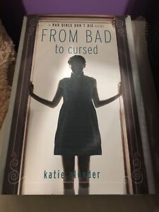 From bad to cursed Novel