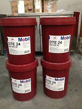 HYDRAULIC OIL MOBIL DTE 24 ISO VG 32 - 20 LITRE BUCKETS x 4 Auburn Auburn Area Preview