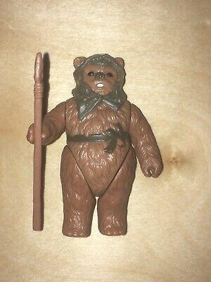 Vintage Star Wars Figure Romba Ewok Last 17 Complete Original..