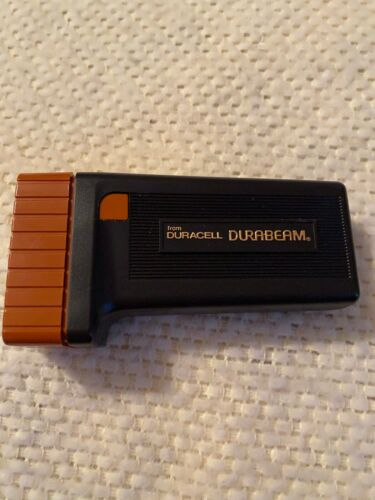Vintage Duracell Dura Beam Flashlight