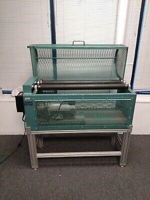 Us Stoneware Jar Mill Model 801cvm 36 Roll Length