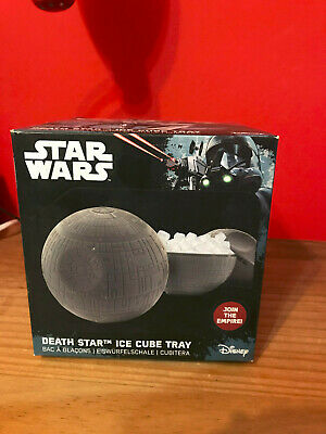 Official Star Wars Death Star Ice Cube Silicone Tray Mould