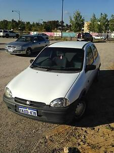 1995 Holden Barina Hatchback Mount Lawley Stirling Area Preview