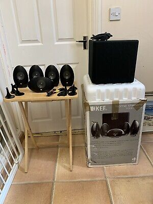 KEF 1000 Series home theatre system.