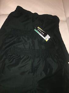 School uniform: Three pairs of school shorts Size 12