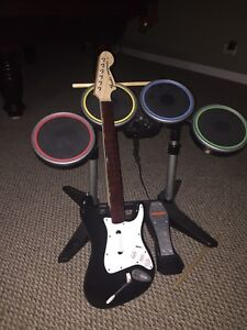 Guitar hero good shape with games