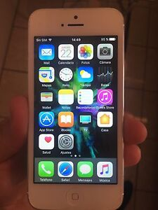 iPhone 5 unlocked  16 gig