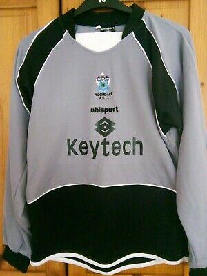 Rochdale Uhlsport 2004-2005 Goalkeeper GK Football Shirt jersey maglia  SMALL image