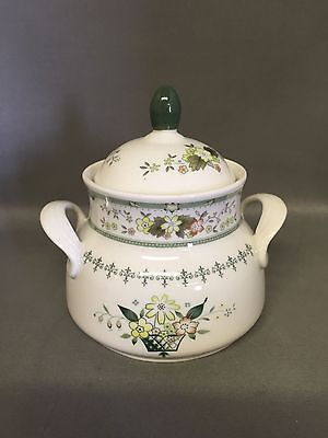 Prince DOULTON PROVENCAL Dinnerware (T.C. 1034) SUGAR BOWL AND LID