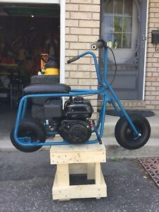 Rot rod mini bike. Showroom condition! First $500 takes it