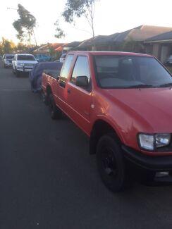 2000 Holden Rodeo 3.2 V6 Needs Work Bargain!!