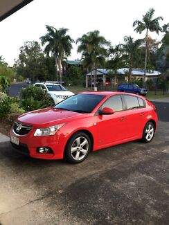 Holden Cruze Sri V turbocharged