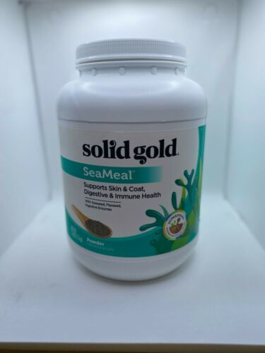 Solid Gold SeaMeal Powder for Skin & Coat 5LB