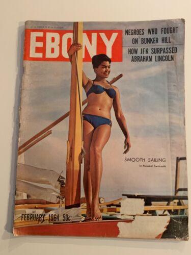 February 1964 Ebony Magazine