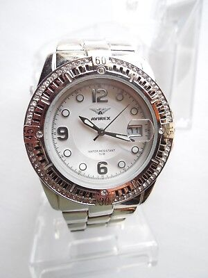 AVIREX  - MILITARY QUALITY  -FOR CIVILIAN USE - HIGH QUALITY WATCH