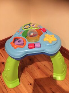 Baby play station