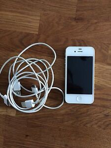 iPhone 4s - white (Rogers) $75 OBO