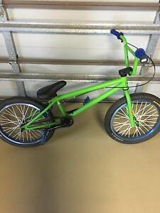 Green and blue bmx Goonellabah Lismore Area Preview