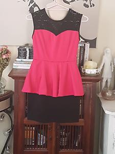 Lushous Pink Dress (Size 8) Eden Hill Bassendean Area Preview