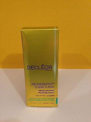 Decleor Aromessence Ylang Oil Serum 0.5oz(15ml) Purifying Concentrate NEW  *Sale