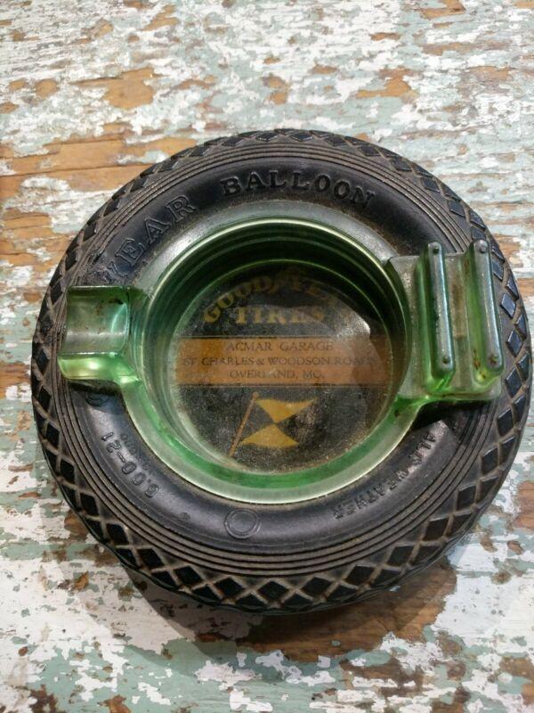 Goodyear Balloon Tire Ashtray