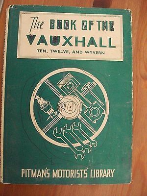the pitmans motorists book of the vauxhall