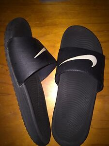 NIKE SLIDES Eden Hills Mitcham Area Preview
