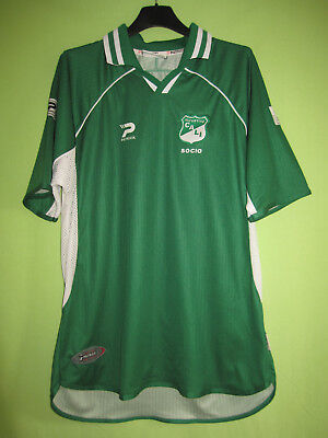 Maillot Deportivo Cali 2002 Vintage Patrick Shirt Colombia Jersey - M image