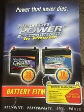 12v 200A/h Battery (N200) marine off grid solar battery Aeroglen Cairns City Preview
