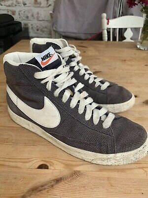 Nike Blazer Perforated High Top Mens Size 9 UK