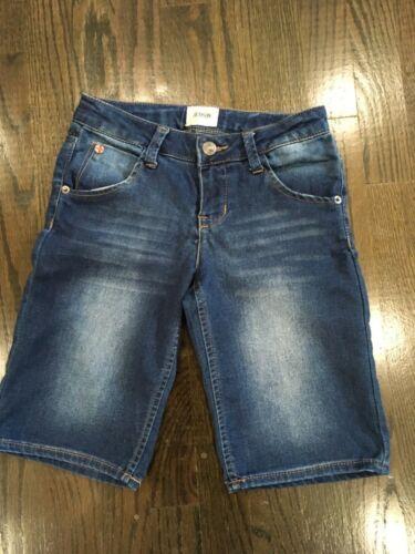 Hudson Jean Shorts Girls Youth Size 10 adjustable waist