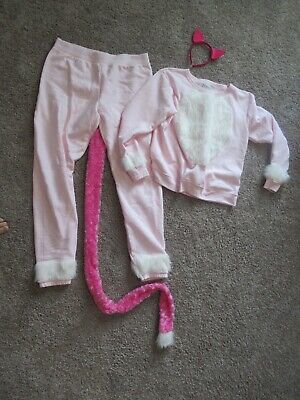 Handmade Pink Panther costume size adult small