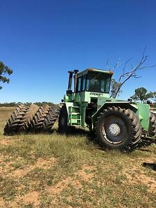 steiger tractor Lissner Charters Towers Area Preview