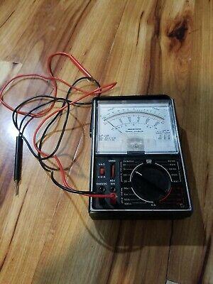 S Vintage Micronta Range Doubler Multitester 43 Ranges 22-204 A