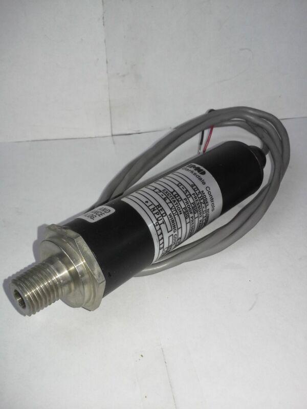 Barksdale Controls  405H2-03CG-11-L Pressure Transducer