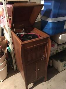 Antique 1926 Rexonola Grand gramophone Hornsby Hornsby Area Preview