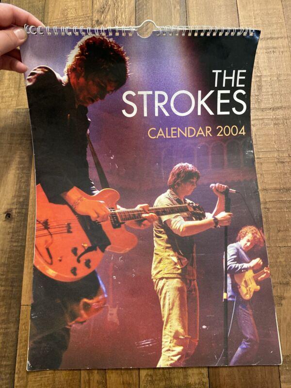 The Strokes 2004 Calendar