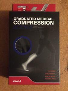 Brand new compression socks