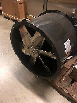 Dayton 3c411 24in. Belt-drive Tubeaxial Fan