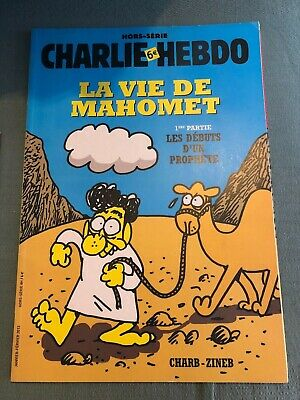 BD - Hors série Charlie Hebdo La vie de Mahomet - Charb Zineb - BD2