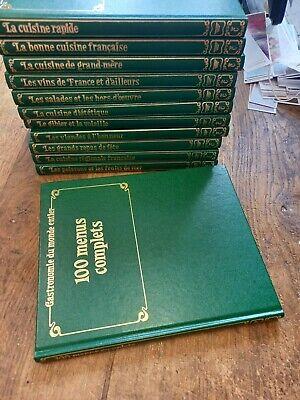 Gastronomie Der Monde Entier Le Monde Complet Kunst Küchenmaschine 12 Bände