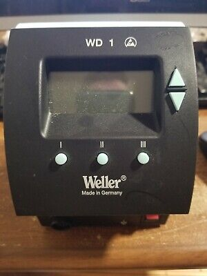 Weller Wd 1 Power Station Soldering Station - 95w