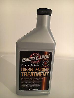 Bestline Diesel Engine Oil Treatment Additive Lubricant (UK BASED) Check U Tube